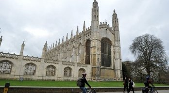 Move over Paris! Cambridge named Europe's second most dynamic city