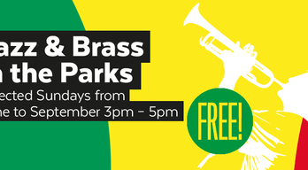 Jazz and Brass in the park – 25th August